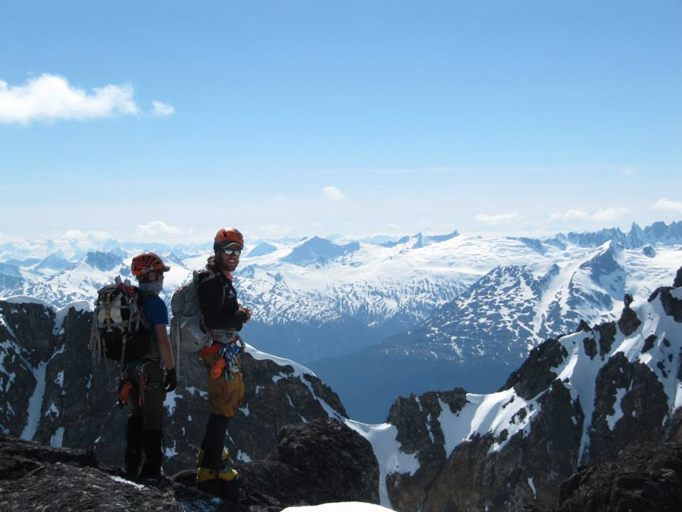Chilkoot High Adventure Base Instructors are highly experienced and professional